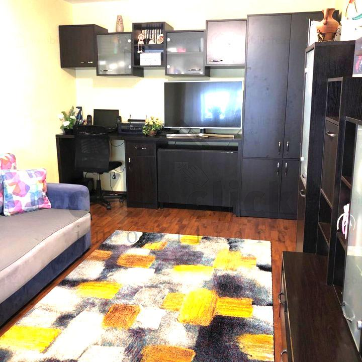 Apartament 2 camere, mobilat si utilat, micro 18