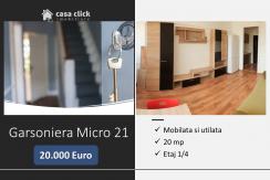 Garsoniera Micro 21