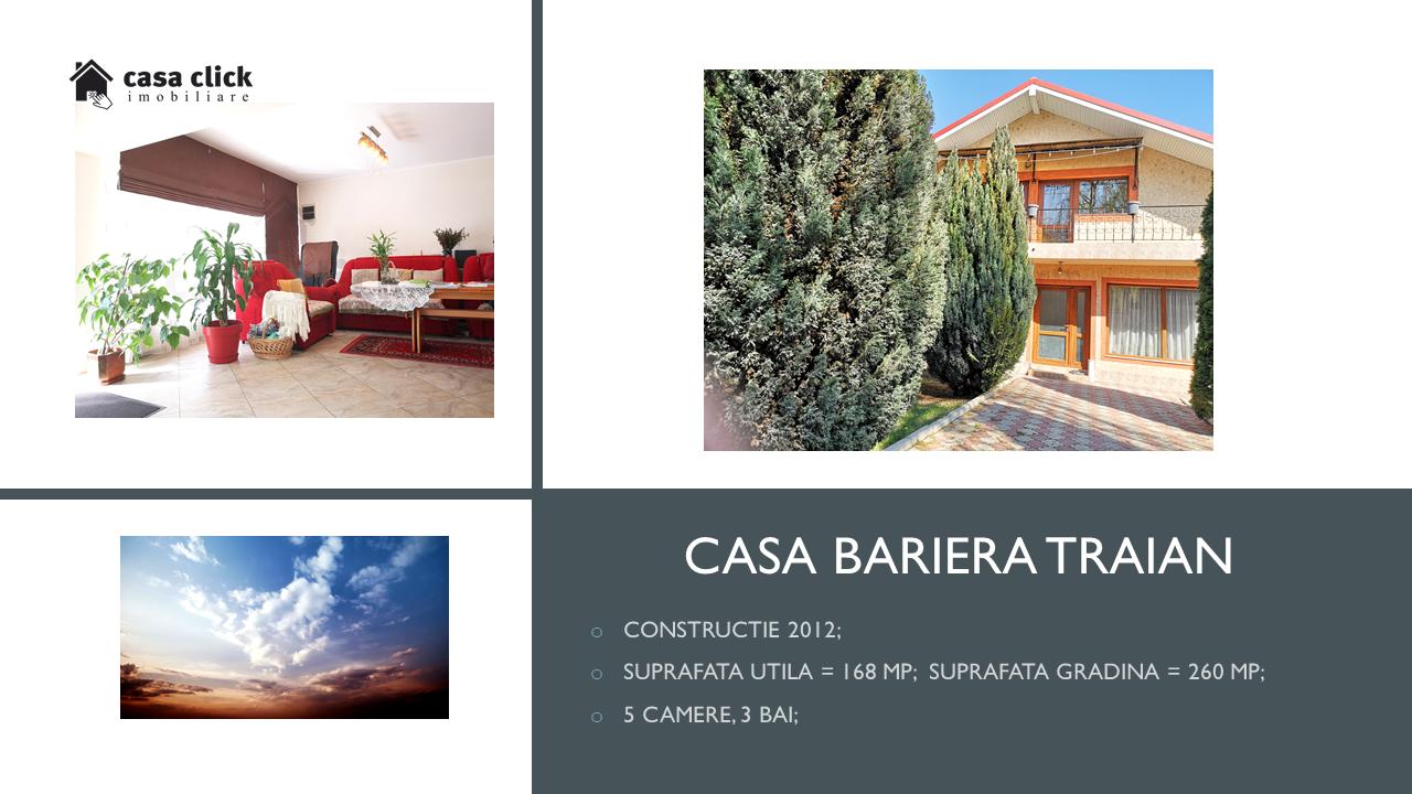 Casa Bariera Traian, constructie 2012