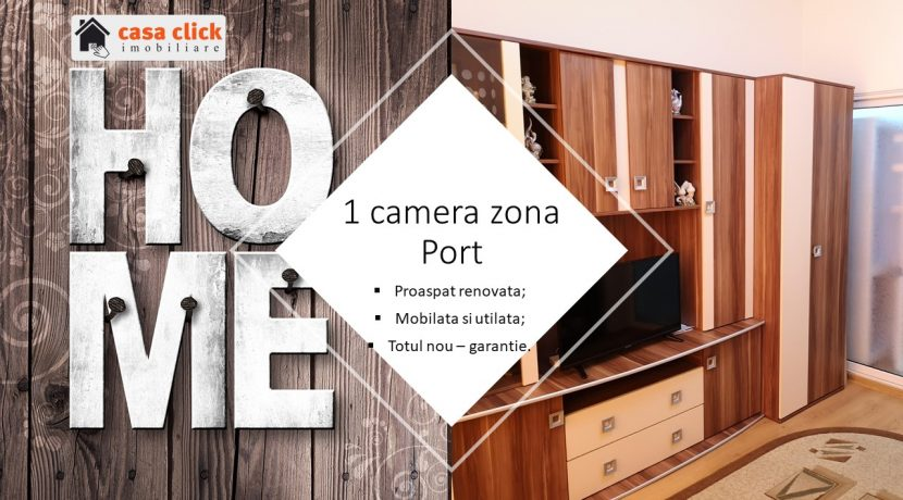1 camera zona Port