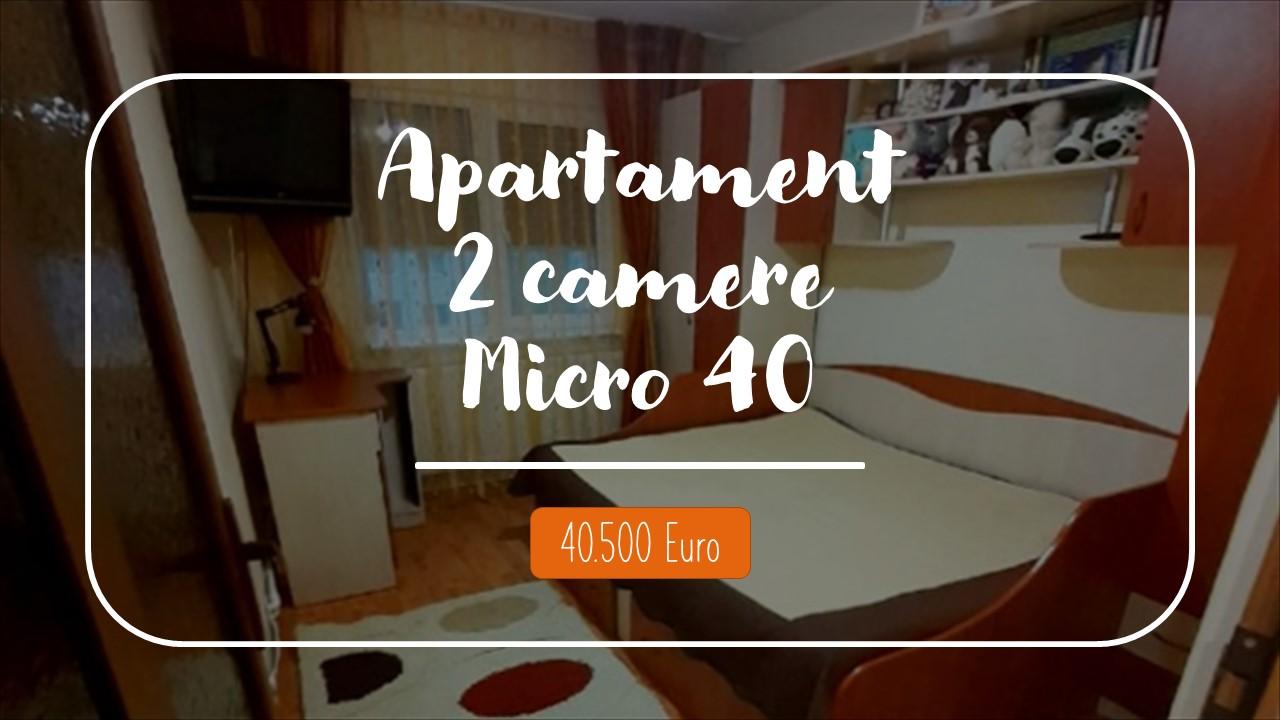 Apartament 2 camere, centrala termica, frumos mobilat si utilat
