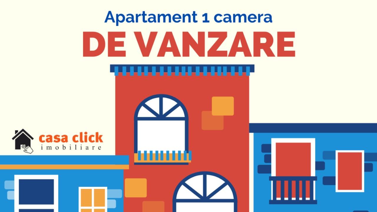 Apartament 1 camera, etaj 3, Micro 40