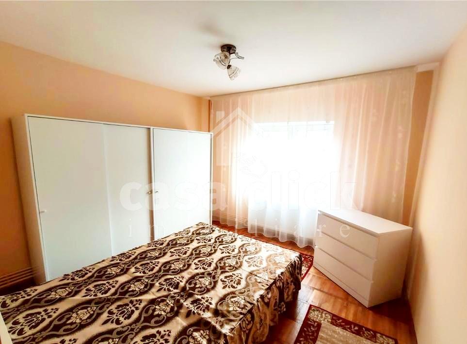 Apartament 2 camere Micro 14, etaj 2, mobilat si utilat