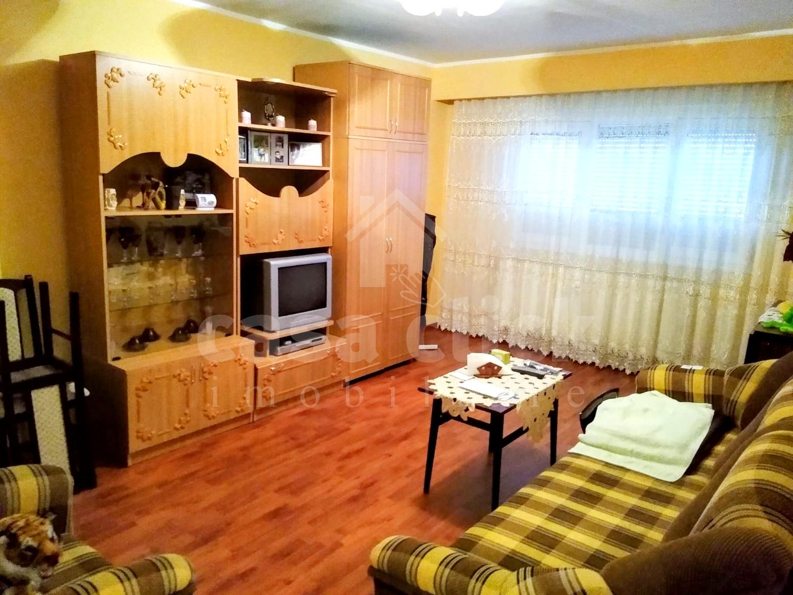 Apartament 3 camere I.C.Frimu, mobilat si utilat